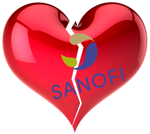 NO LOVE AT SANOFI (UPDATED) — AM I NEXT?