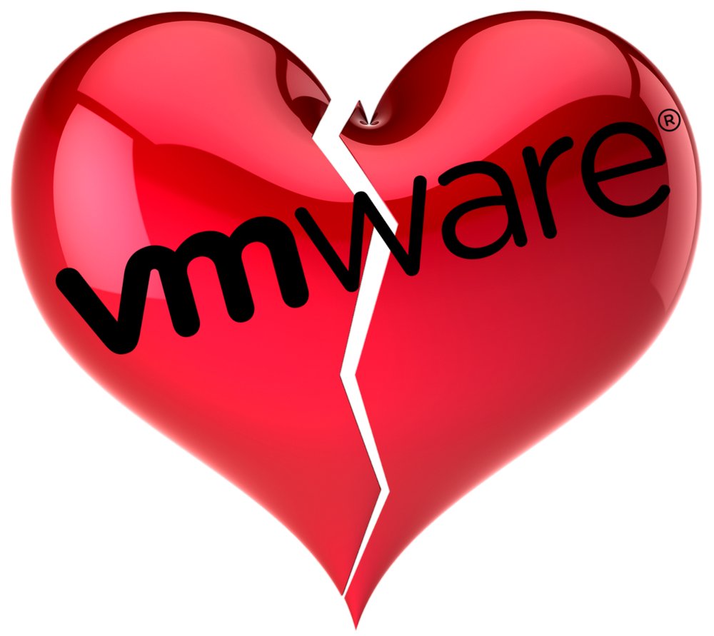 Am I Next? Layoffs at VMware.
