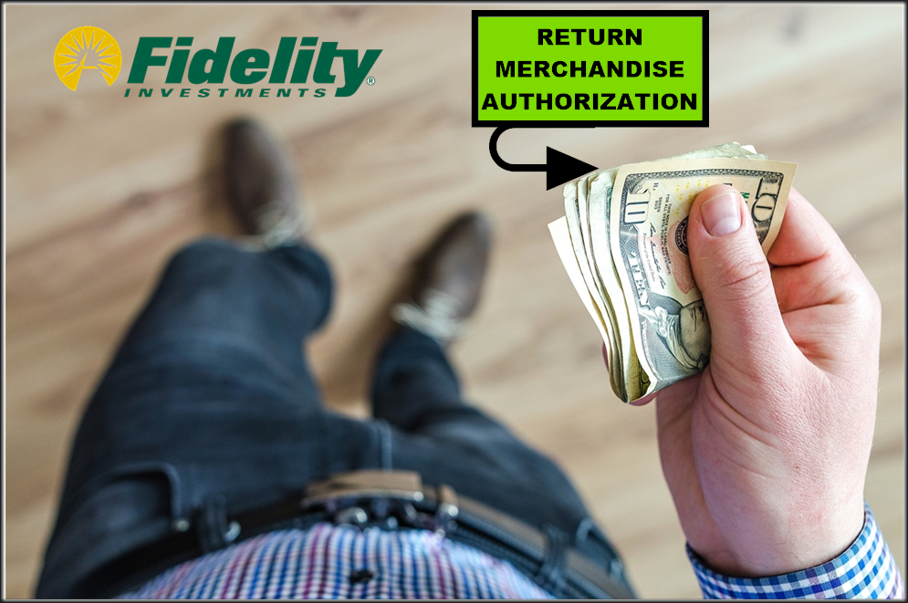 Am I Next? Fidelity fires employees for abusing company benefits program.
