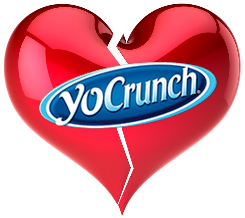 Am I Next? Danone shuts down YoCrunch yogurt plant.
