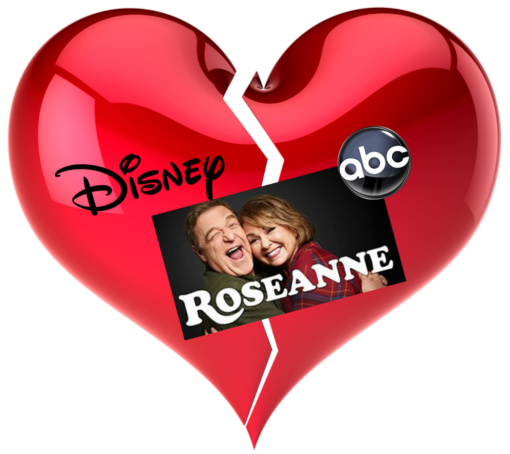 Am I Next? No love at Disney/ABC for Roseanne Barr