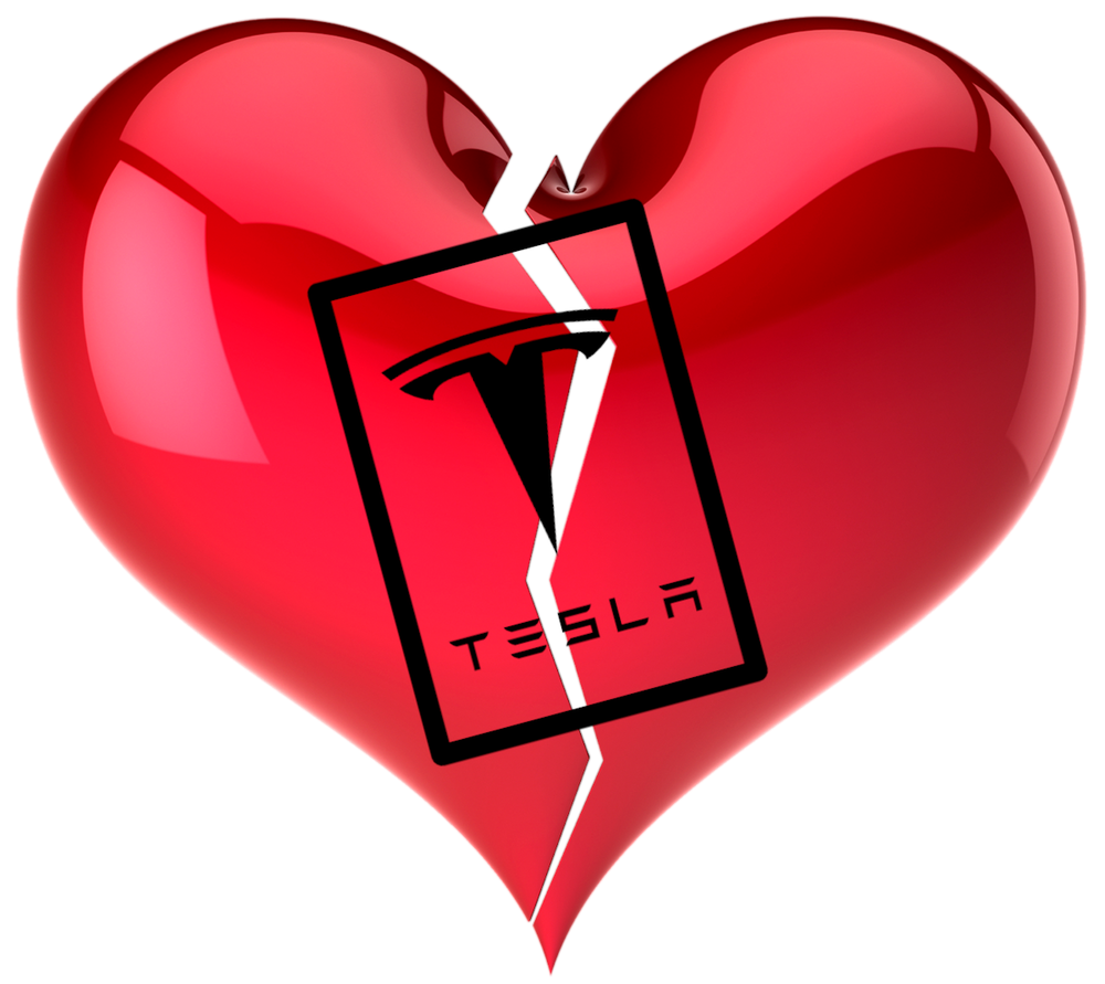 Am I Next? No love at Tesla.