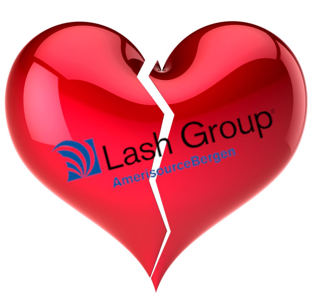 NO LOVE AT THE LASH GROUP — AM I NEXT?