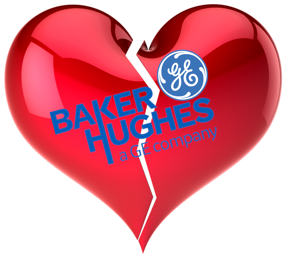 Am I Next? Mo love at Baker Hughes General Electric -- Layoffs and Restructuring