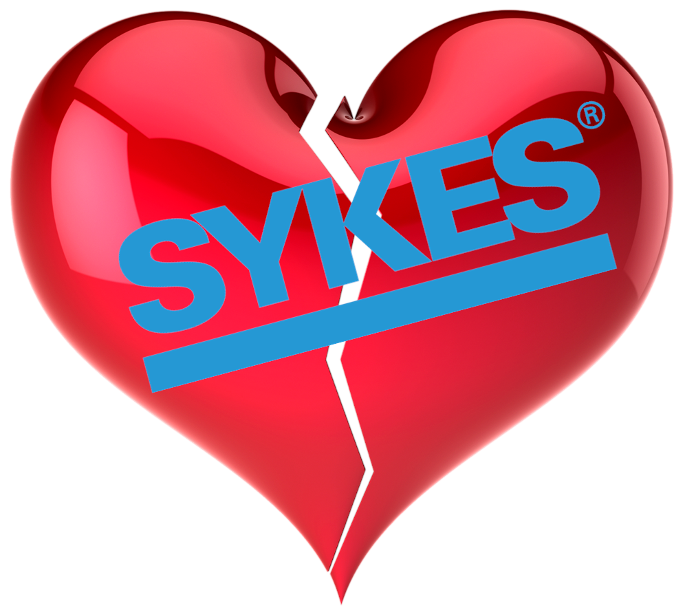 Am I Next? No love at Sykes Enterprises - 640 layoffs at Boise, Idaho call center.
