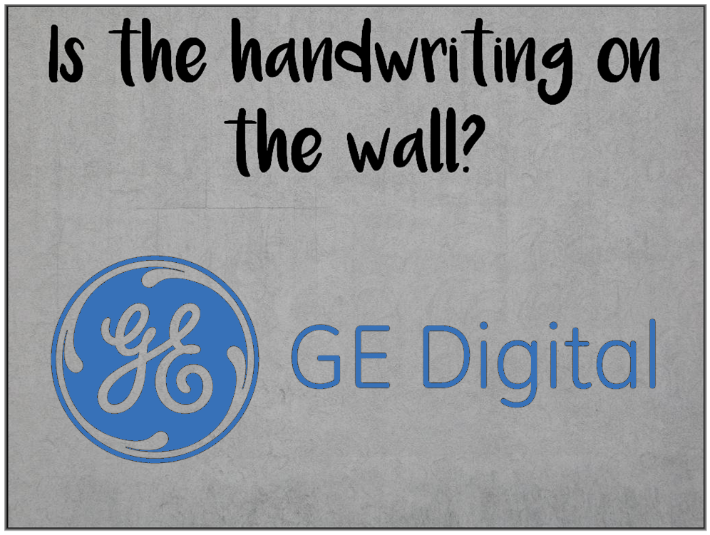 Am I Next? Restructuring and Asset Sale at GE Digital