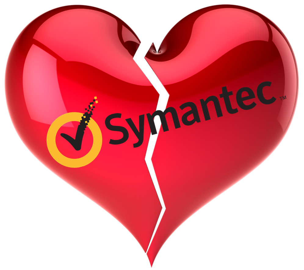 Am I Next? Symantec layoffs.