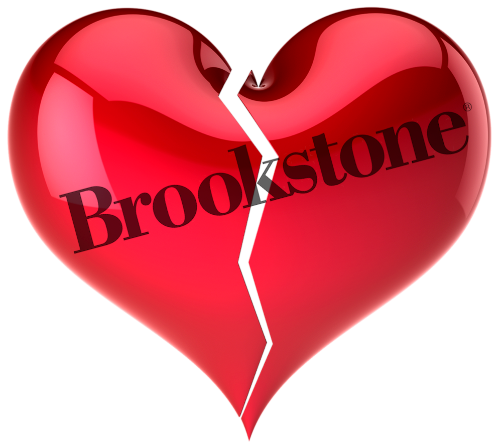 Am I Next? Brookstone files for bankruptcy. Closes 101 mall stores.
