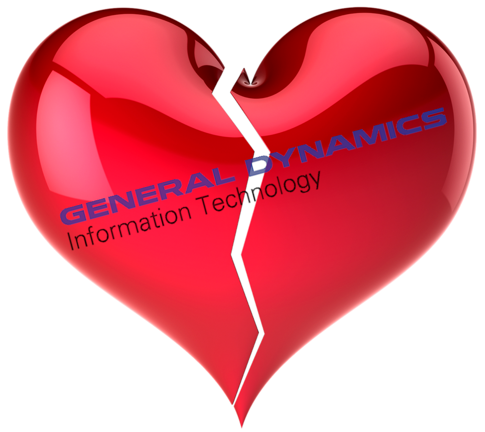AM I NEXT? NO LOVE AT GENERAL DYNAMICS IT - CSRA — AM I NEXT?