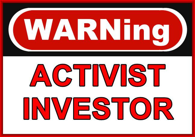 Am I Next? Activist investor puh