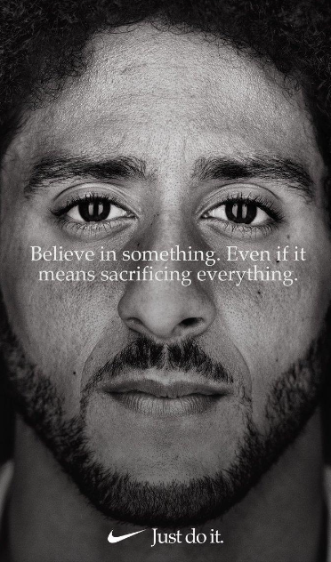 "Am I Next? Nike hires Colin Kaepernick as ""face of Nike."""