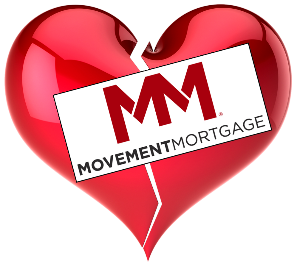 Am I Next? Layoffs at Movement Mortgage.