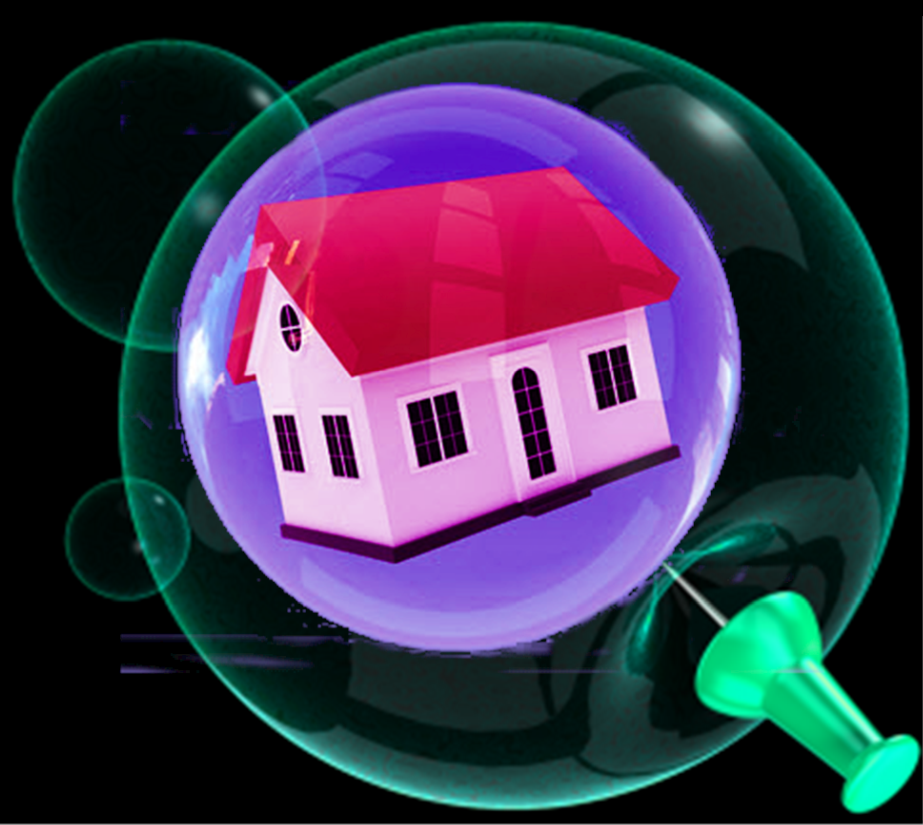 Am I Next? Mortgage Bubble?