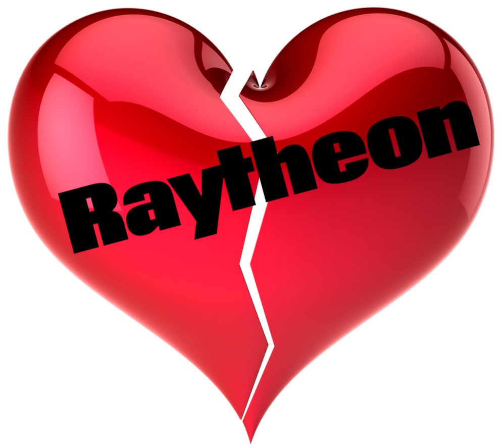 Am I Next? Raytheon loses Army contract, layoffs follow.
