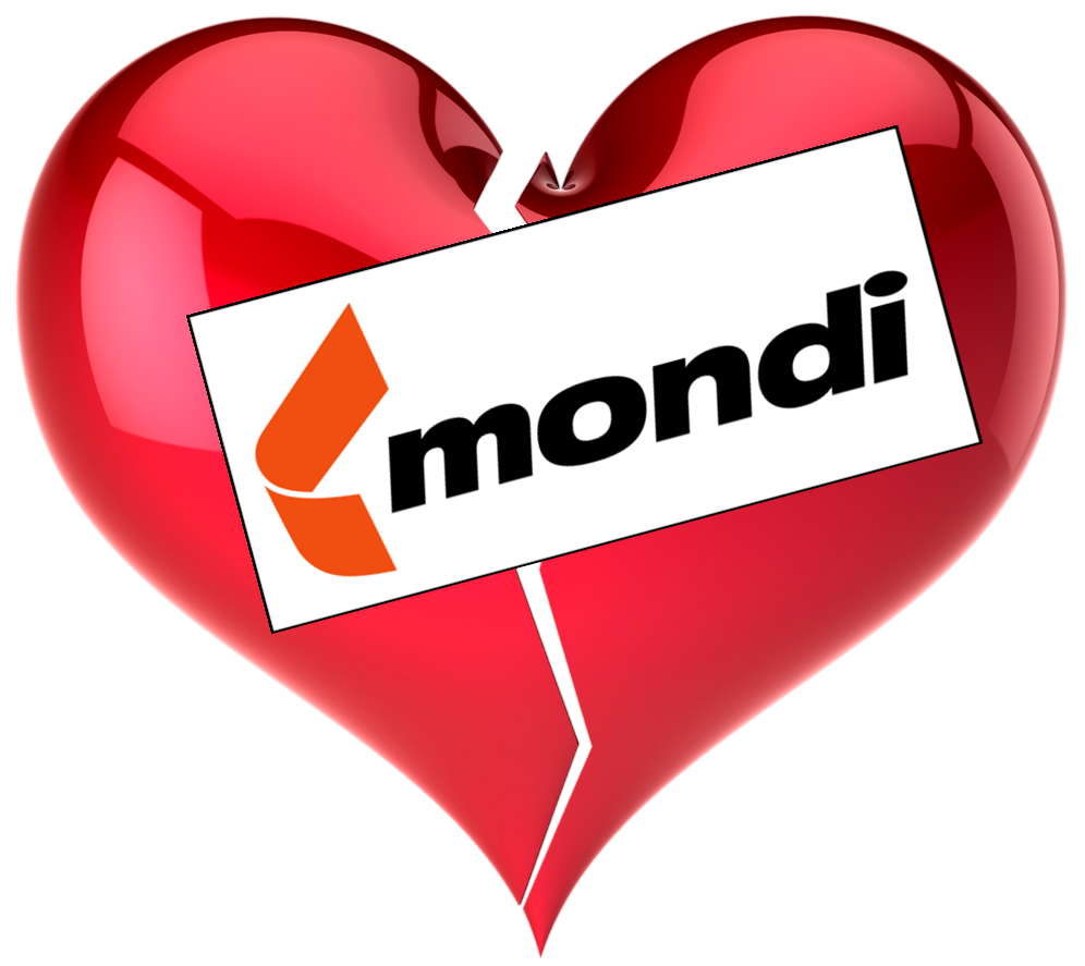 Am I Next? Mondi closing Louisville, Kentucky plant and laying off all 100 workers.