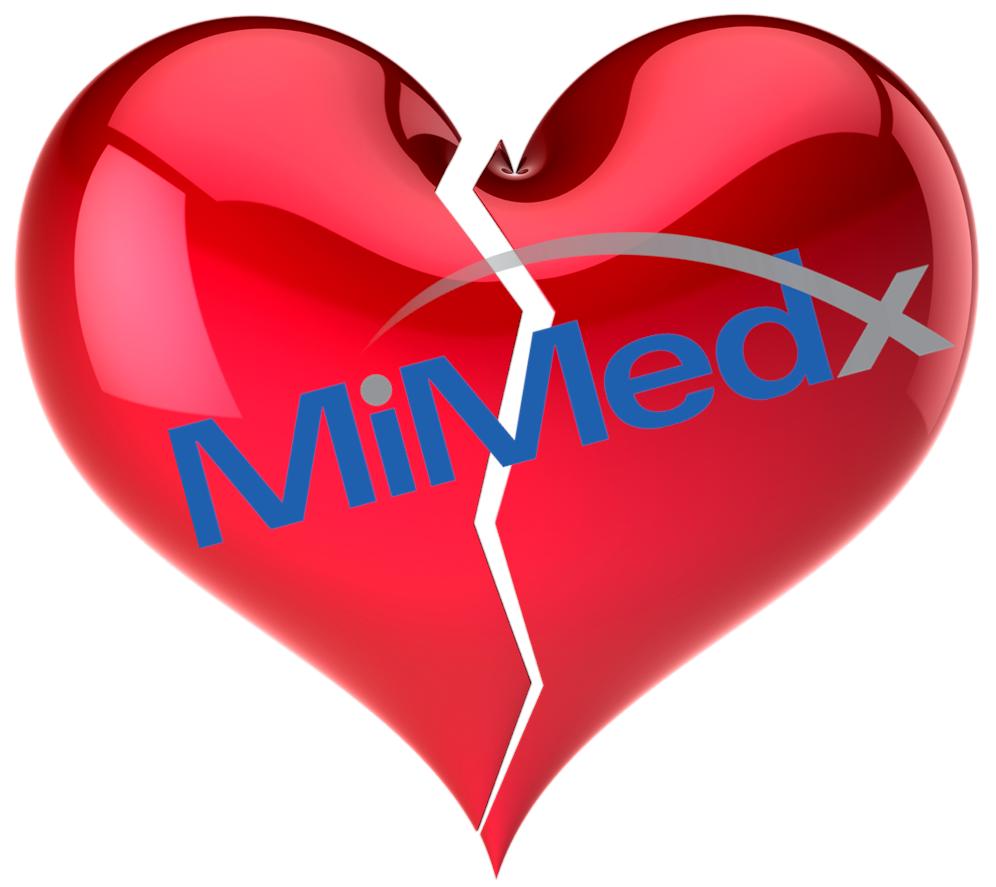 Am I Next? Major layoffs at MiMedx — financial jeopardy.