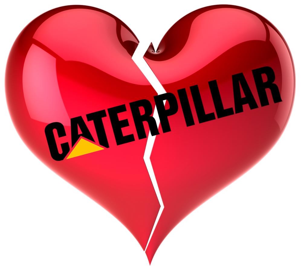 Am I Next? Mass Layoffs at Caterpillar — Outsource work to Mexico.