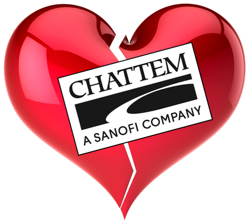 AM I NEXT? NO LOVE AT SANOFI CHATTEM — AM I NEXT?