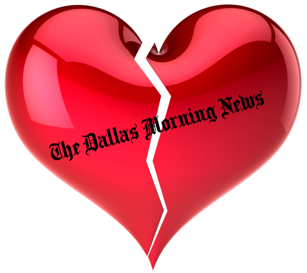 Am I Next? Layoffs at the Dallas Morning News.