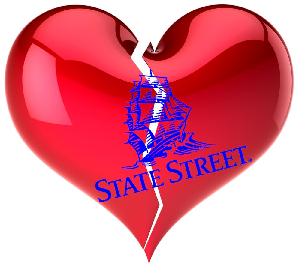 Am I Next? Executive Layoffs at State Street.