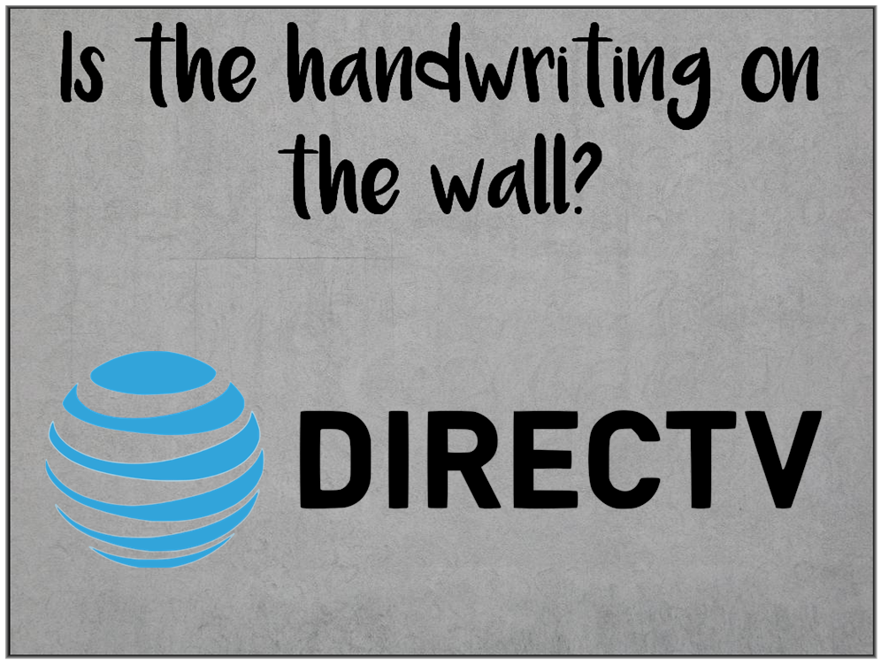 Am I Next? Are major layoffs coming to DirecTV?