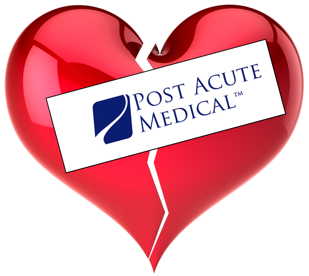 Am I Next? Facility closing - Post Acute Specialty Hospital Greenfield, Wisconsin.