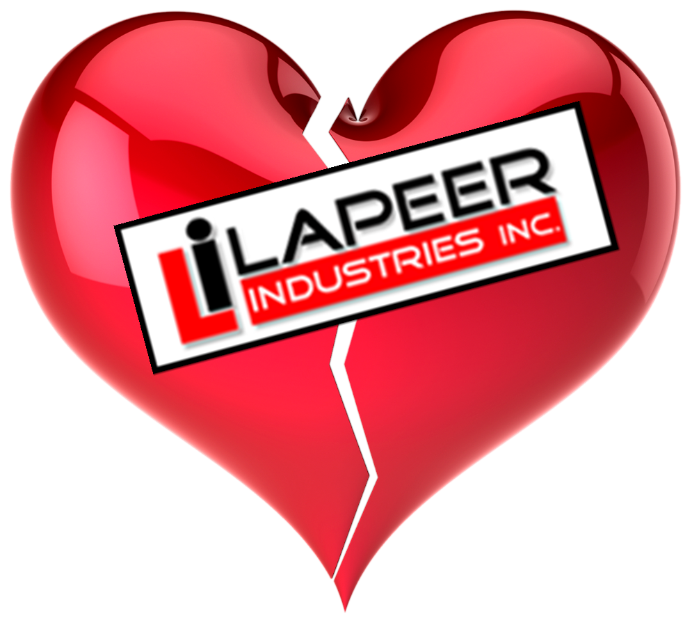 Am I Next? Loss of Business at Lapeer Industries results in layoffs.
