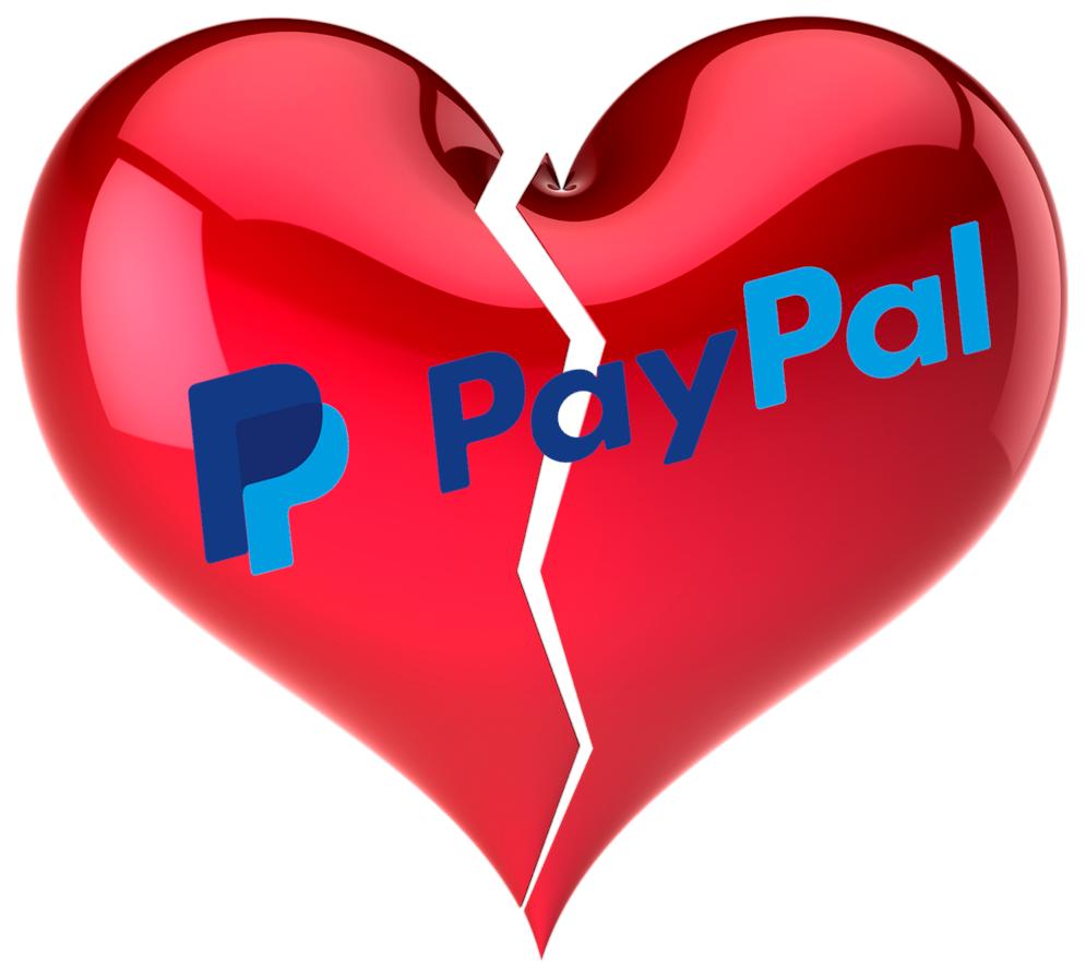 AM I NEXT? NO LOVE -- LAYOFFS AT PAYPAL — AM I NEXT?