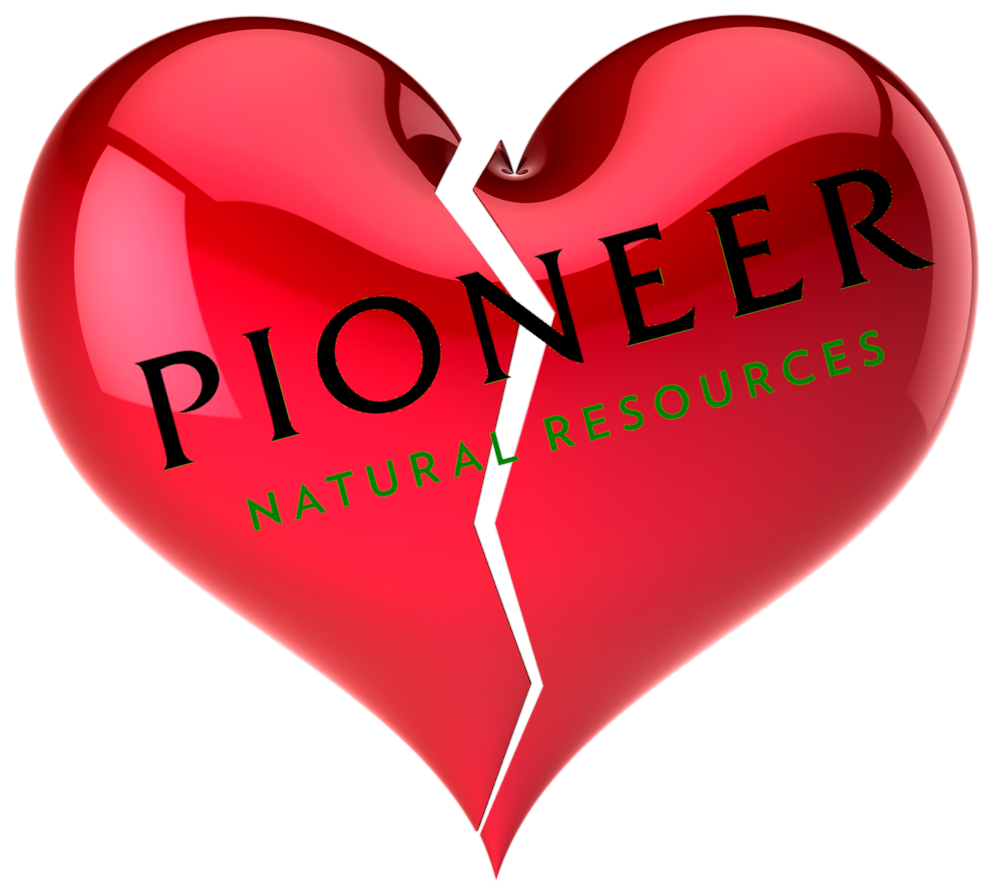 Am I Next? Downsizing at Pioneer Natural Resources.