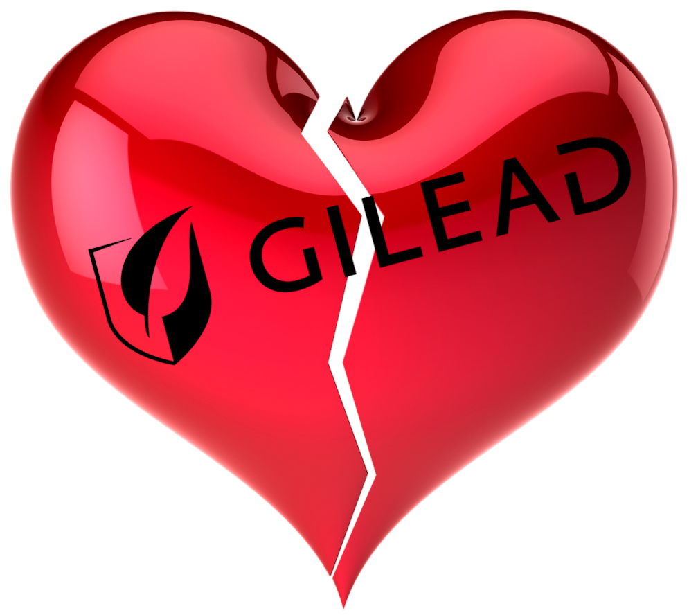 Am I Next? Layoffs at Gilead Sciences.