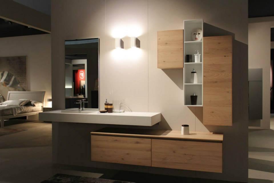 Alla fiera casa su misura arcom arredobagno - Arcom mobili bagno ...