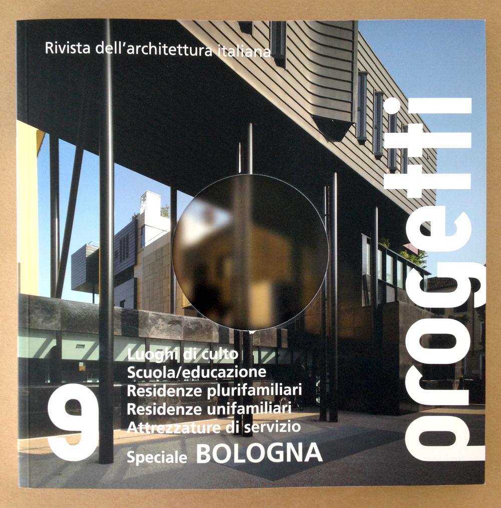 Progetti rivista dell 39 architettura italiana arcom for Riviste di architettura italiane