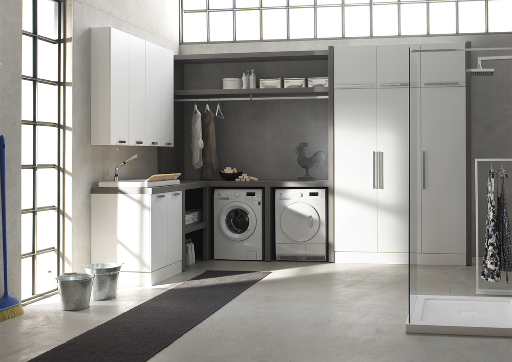 ak line - arcom bathroom furniture - Arredo Bagno Arcom
