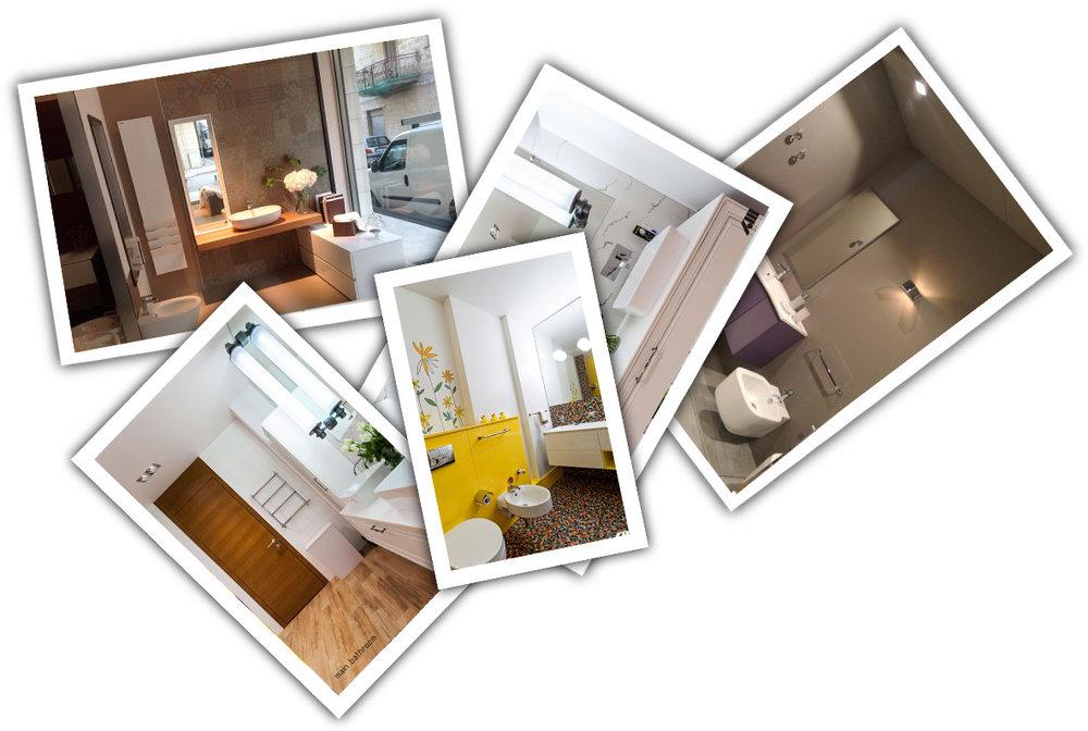 IL TUO BAGNO - Mandaci le foto del TUO bagno! Le pubblicheremo nel nostro sito e sulla nostra pagina Fb per vedere i prodotti Arcom e AK ambientati nelle vostre case!