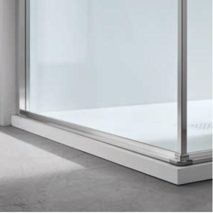 PROFILI MINIMAL - In tutte le versioni, linee pulite per un design moderno.