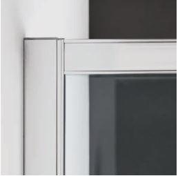 PROFILI MODERNI - In tutte le versioni, linee pulite per un design moderno.