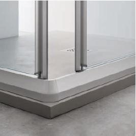 CHIUSURA MAGNETICA - Ideale per garantire una chiusura ermetica ed eliminare le fuoriuscite di acqua.