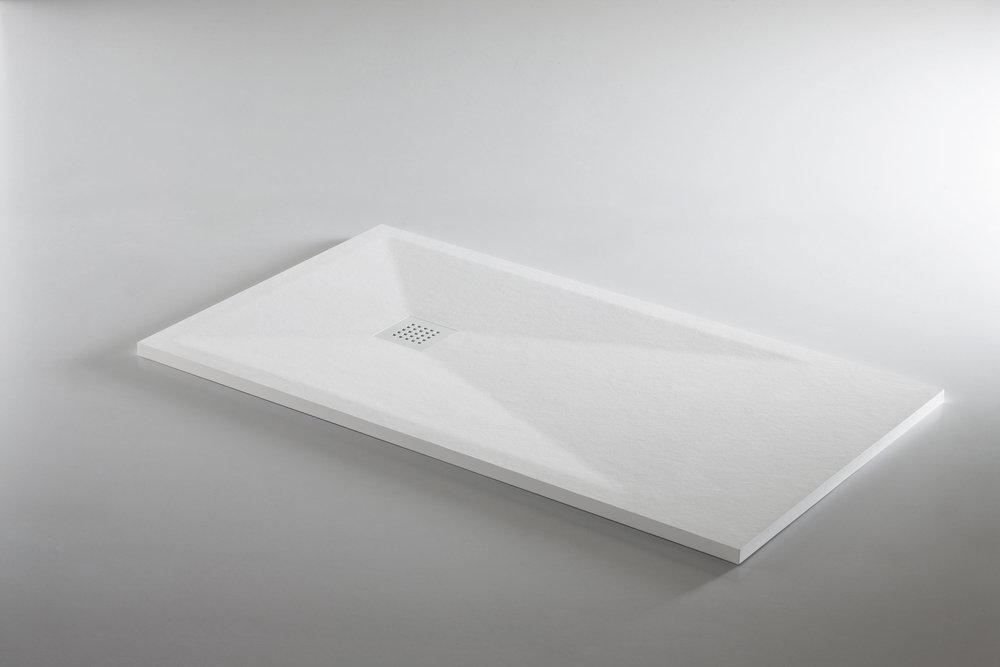 aks - piatto doccia roccia calce