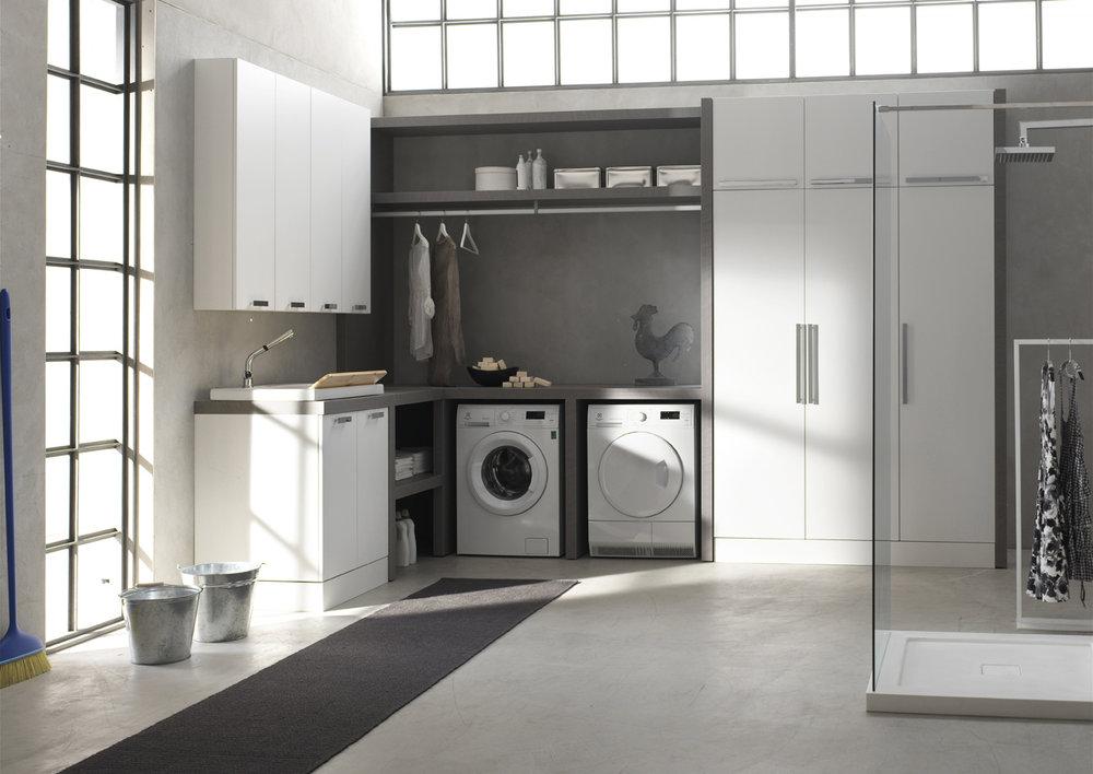 Vasca Da Lavanderia : Collezioni bagni classici bagni moderni e lavanderia arbi