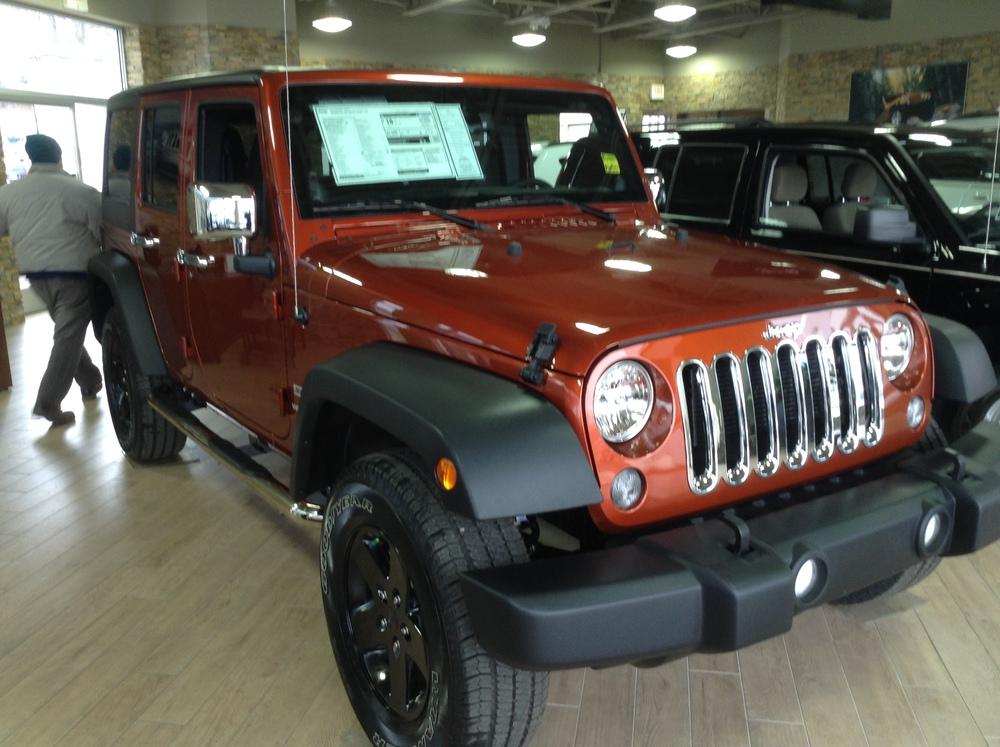Black Painted Wheels - Jeep Wrangler3.JPG