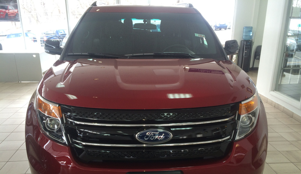 2014 ford explorer black grill black grille ford explorer 3 jpg. Cars Review. Best American Auto & Cars Review