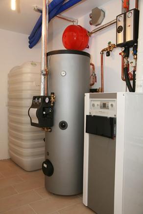 Eine Tankreinigung ist eine werterhaltende Maßnahme. Quelle: IWO e. V