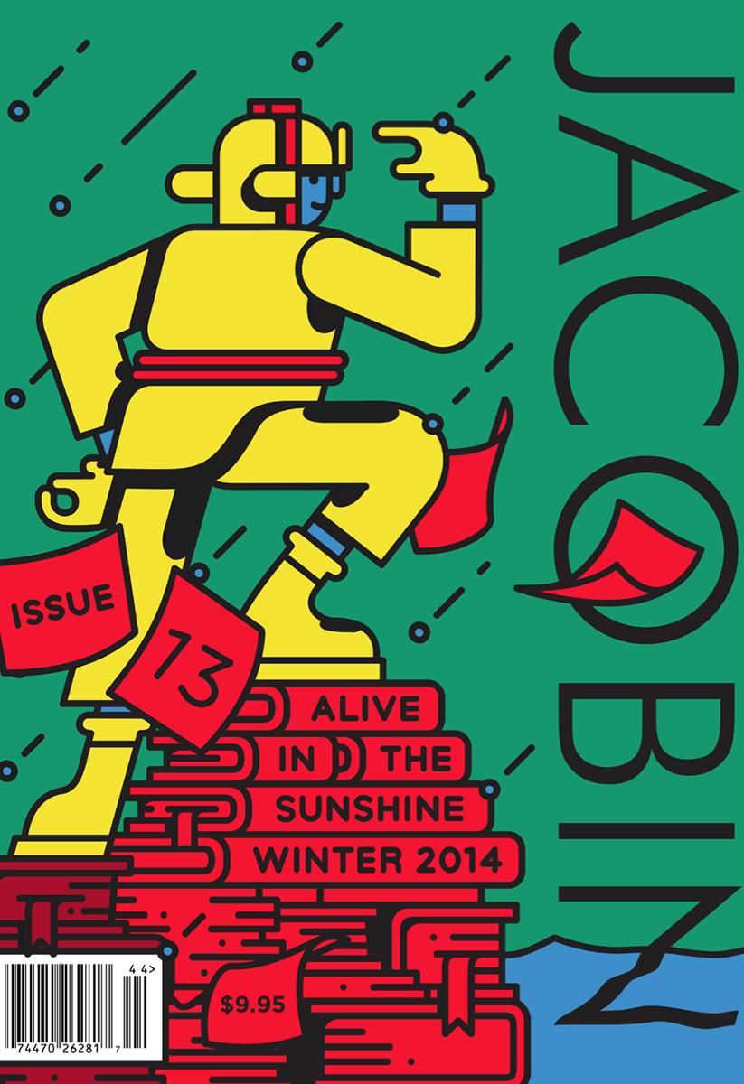 Edward Carvalho-Monaghan | Jacobin cover