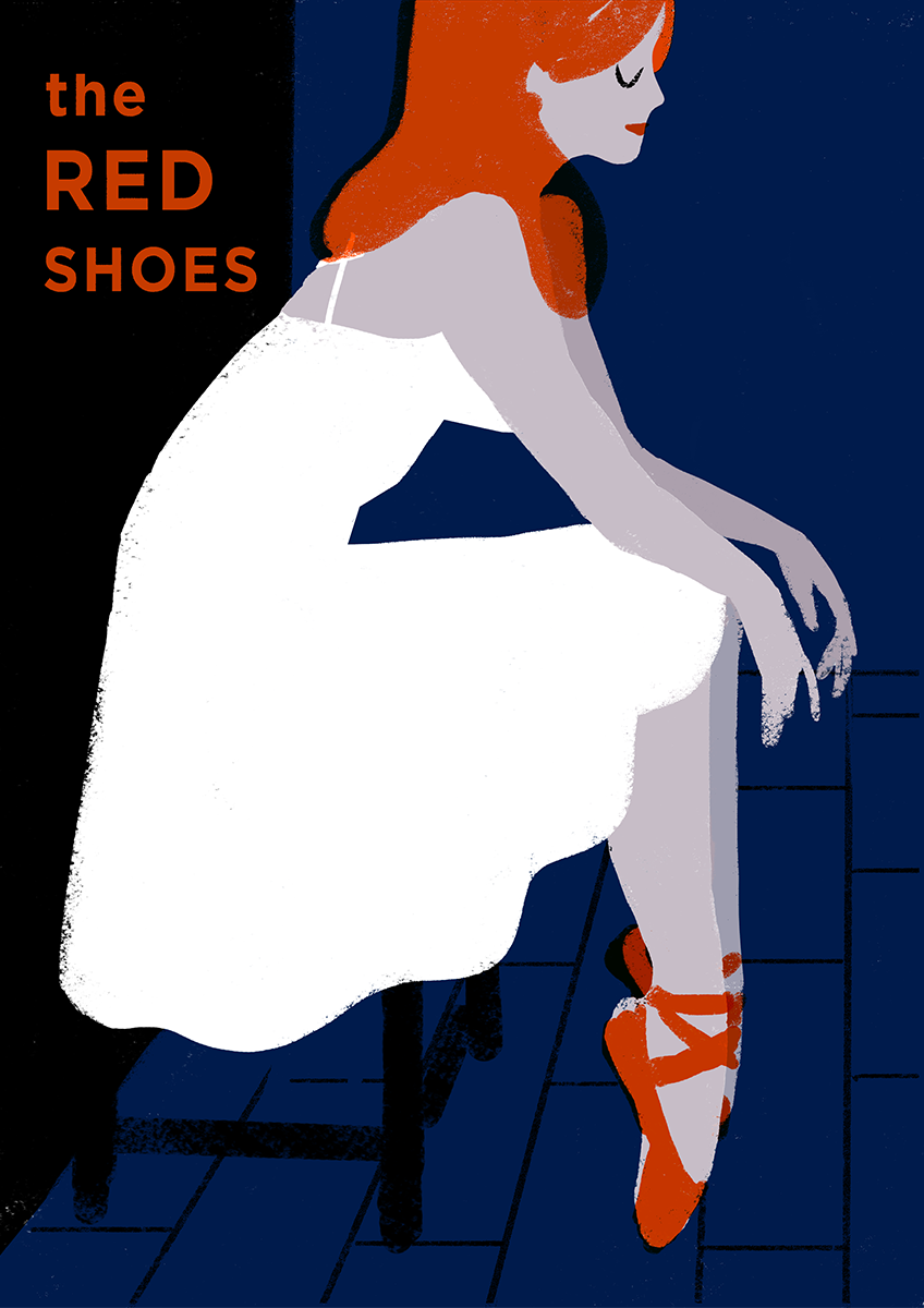 Virginie Morgand | The Red Shoes