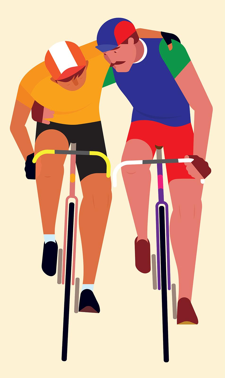 Rob Bailey | Cyclists
