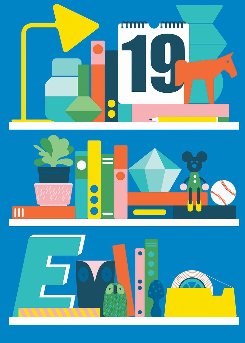 Lucy Vigrass | Shelf Life
