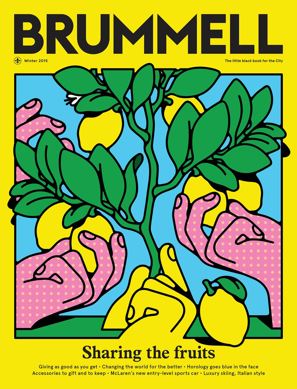 Edward Carvalho-Monaghan | Brummell magazine