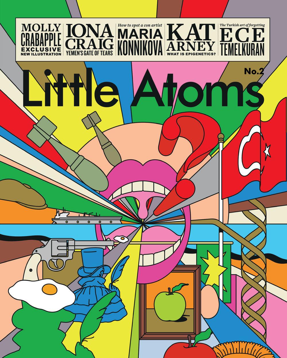Edward Carvalho-Monaghan | Little Atoms