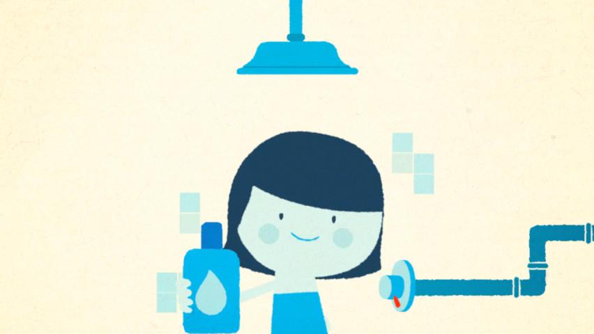 Water For Children | Van Marcke / TBWA