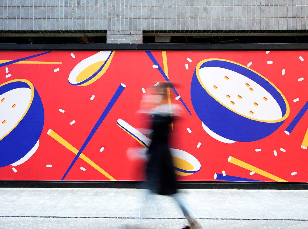 Karan Singh | Darling One hoardings, Sydney